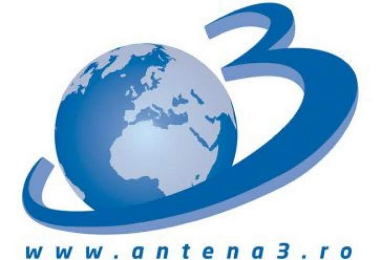 Sigla postului Antena 3