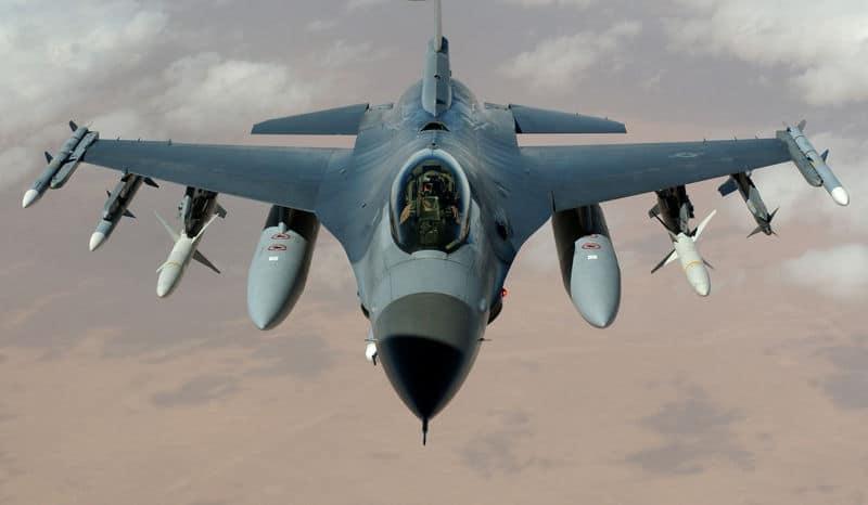 """Israel vrea să vândă României avioane de vânătoare F-16. Ministrul Mihai Fifor: """"Ofertă foarte, foarte interesantă"""""""