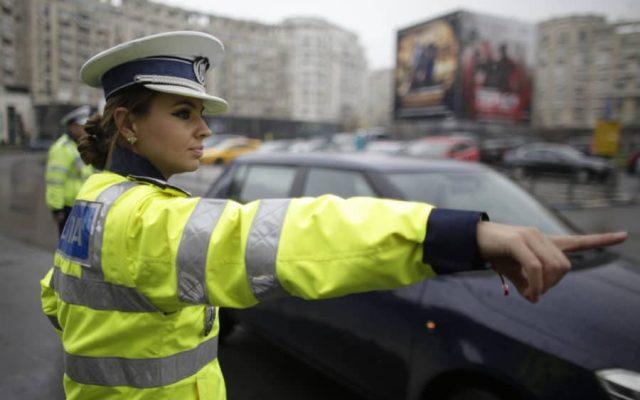 vederea poliției
