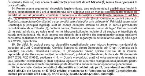 face - OHA urmăreşte cu mare atenţie şi preocupare cum şase beşinoşi ce cacă pe Constituţie - Pagina 2 Decizia-CCR-136-1