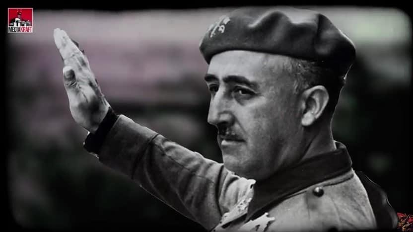 Trupul dictatorului spaniol Franco a fost exhumat | Romania Libera