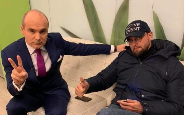 Rares Bogdan Picture: Rareș Bogdan Se întoarce La Realitatea TV De Duminică