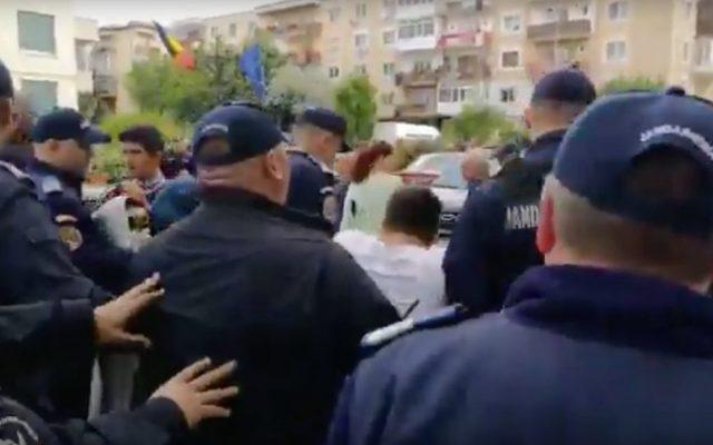 UPDATE - Jandarm arestat preventiv deoarece a | calculati.ro