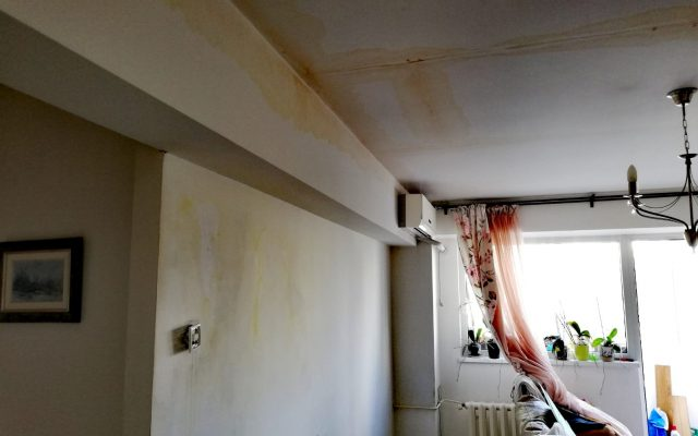 Vecin - apartament murdar, gandaci...unde reclam ?