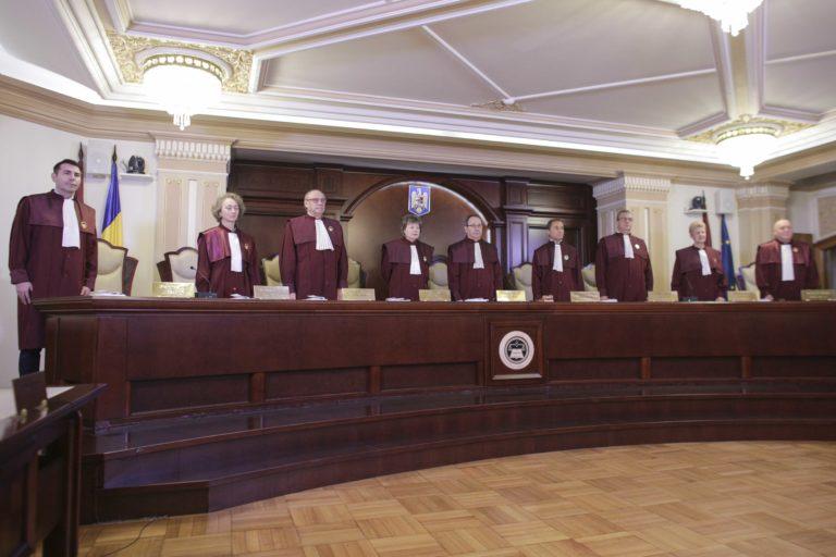 Curtea Constitutionala - G4Media.ro