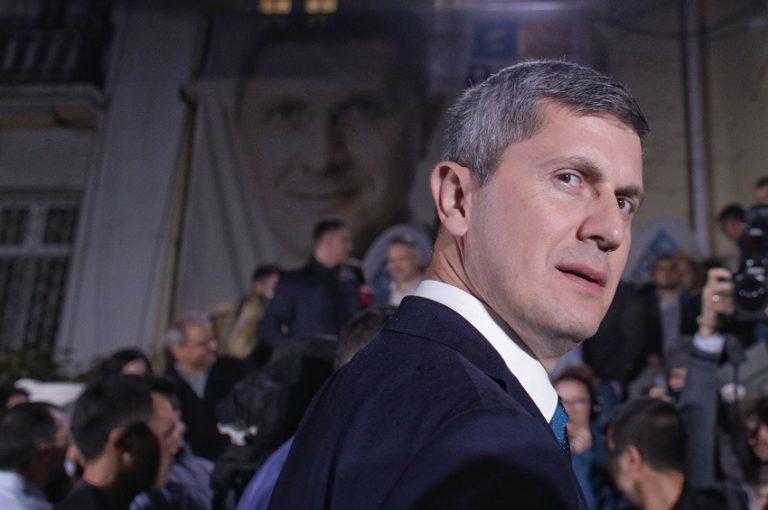 Dan Barna, alegeri prezidentiale