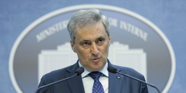 marcel vela, ministrul de interne