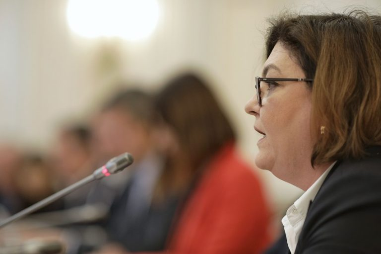 adina valean, comisar european