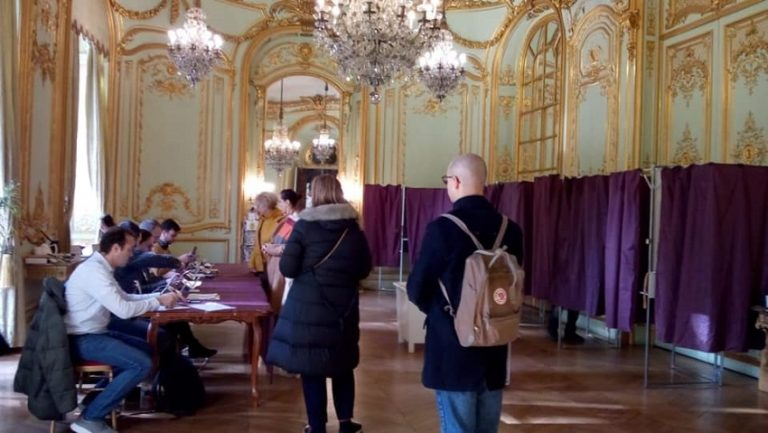 vot, diaspora, alegeri prezidentiale