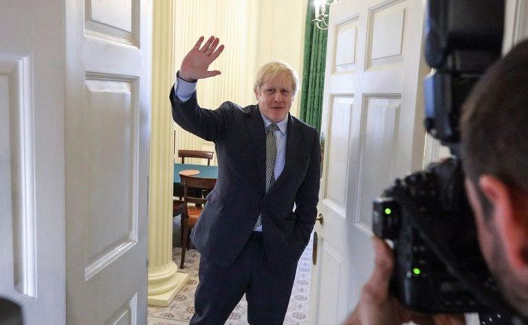Boris Johnson, Marea Britanie, Brexit, premier