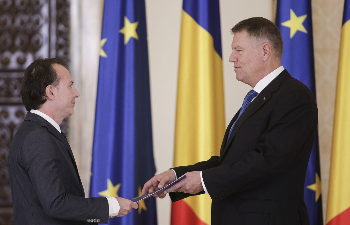 SURSE: Florin Cîțu a discutat cu președintele Iohannis la Cotroceni. Cîțu e  una dintre variantele PNL pentru funcția de premier