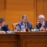 Marcel Ciolacu și Călin Popescu Tăriceanu / Inquam Photos / George Călin