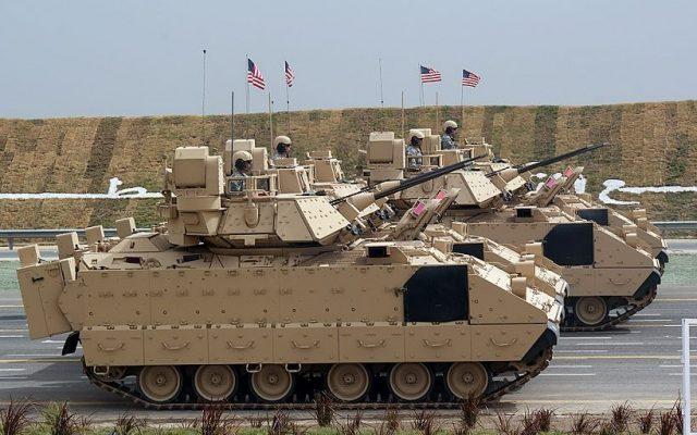 Tancuri armata SUA sursa G4
