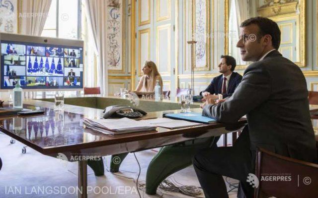 Emmanuel Macron Nu Există Consens Intre ţările Ue Cu Privire La Transferuri Bugetare Către țările Afectate Grav De Coronavirus Europa Noastră Nu Are Viitor Dacă Nu Stiţi Să Oferiți Răspuns