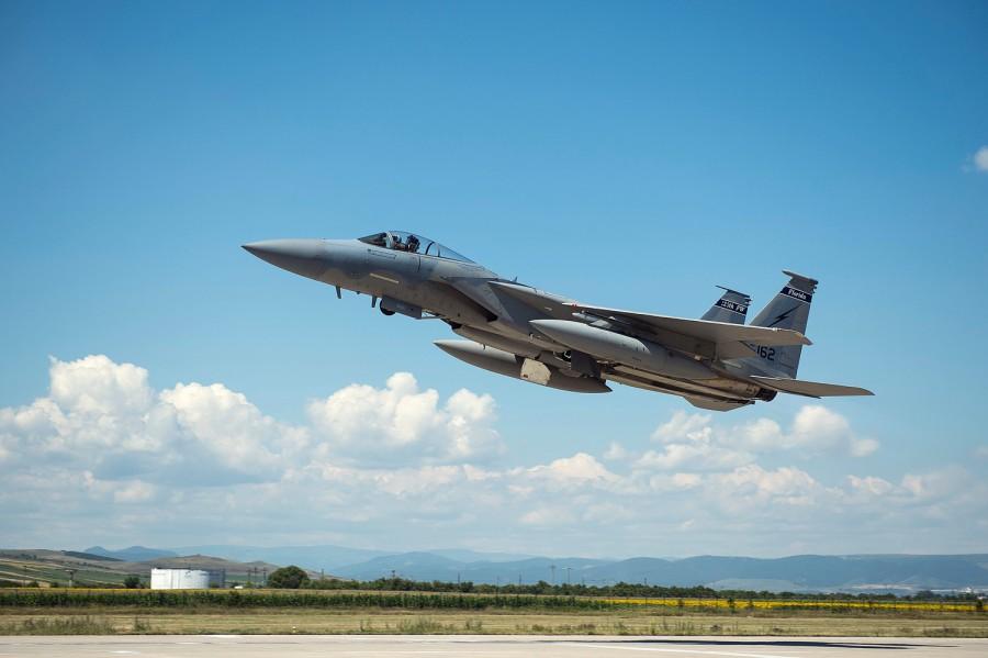 Investiție de 152 de milioane de dolari a Forțelor Aeriene ale SUA în baza de la Câmpia Turzii