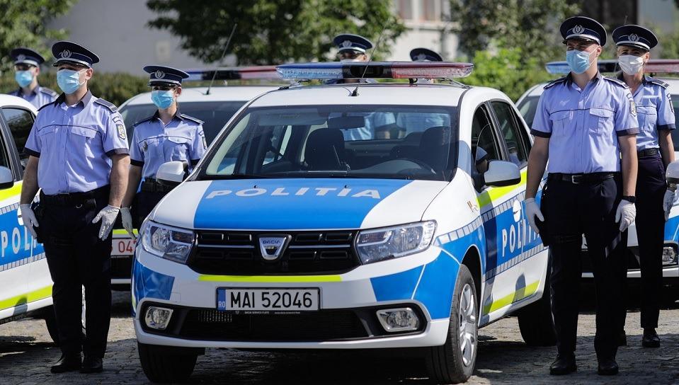 standardele poliției rutiere pentru viziune