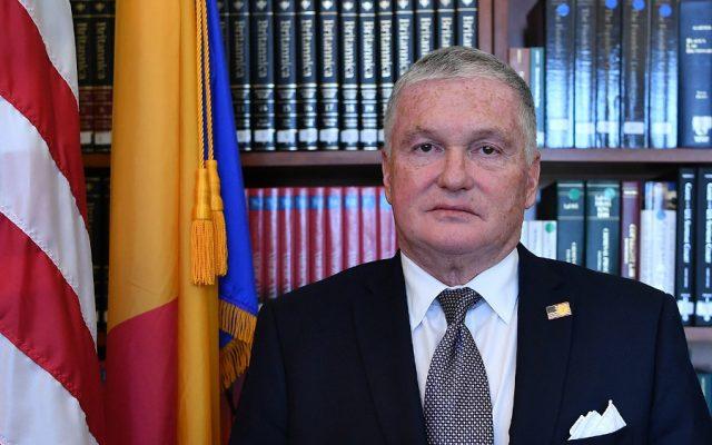 U.S. Embassy Chisinau, Автор на Ambasada SUA în Moldova