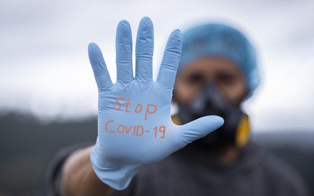 mesaj Stop Covid