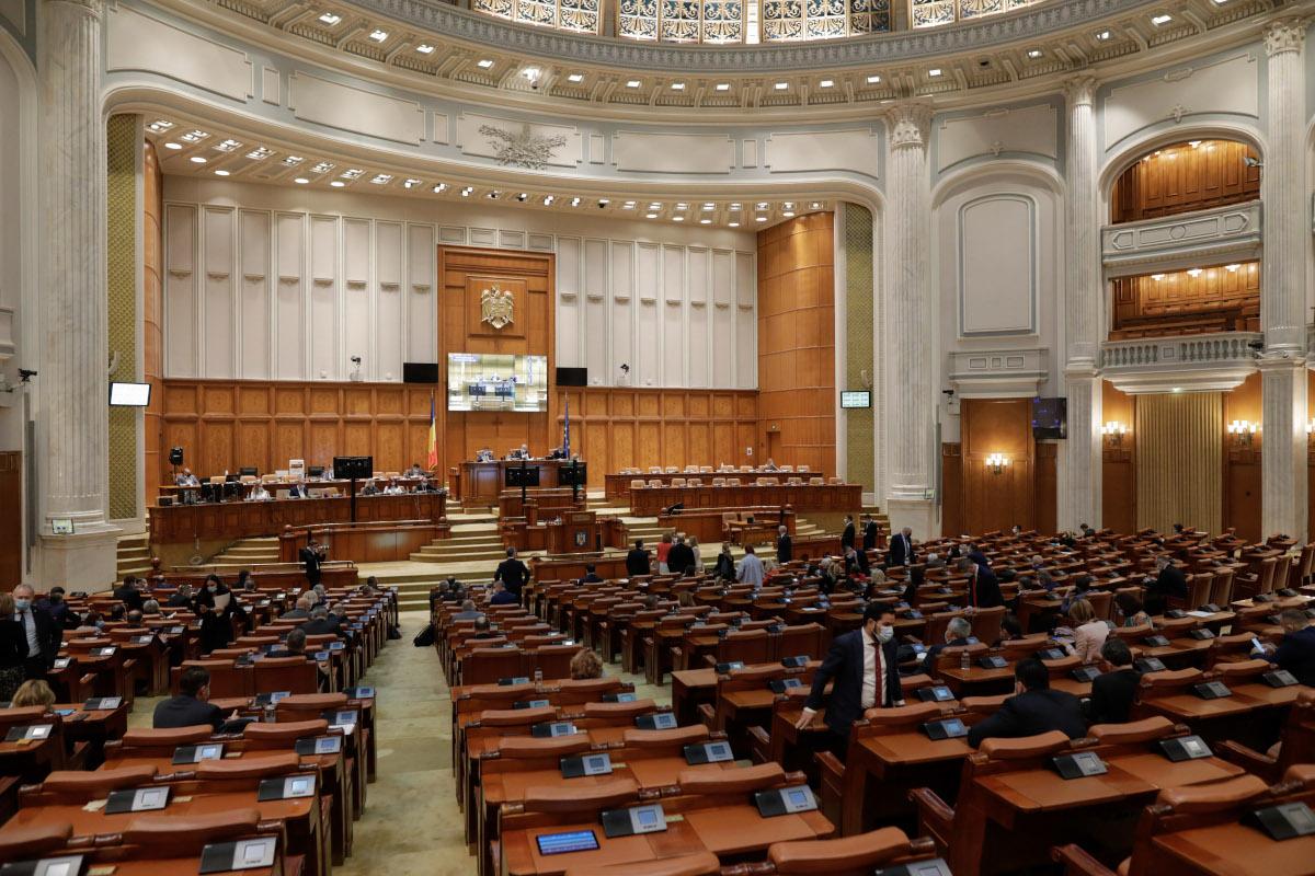 Regulamentul Camerei Deputatilor