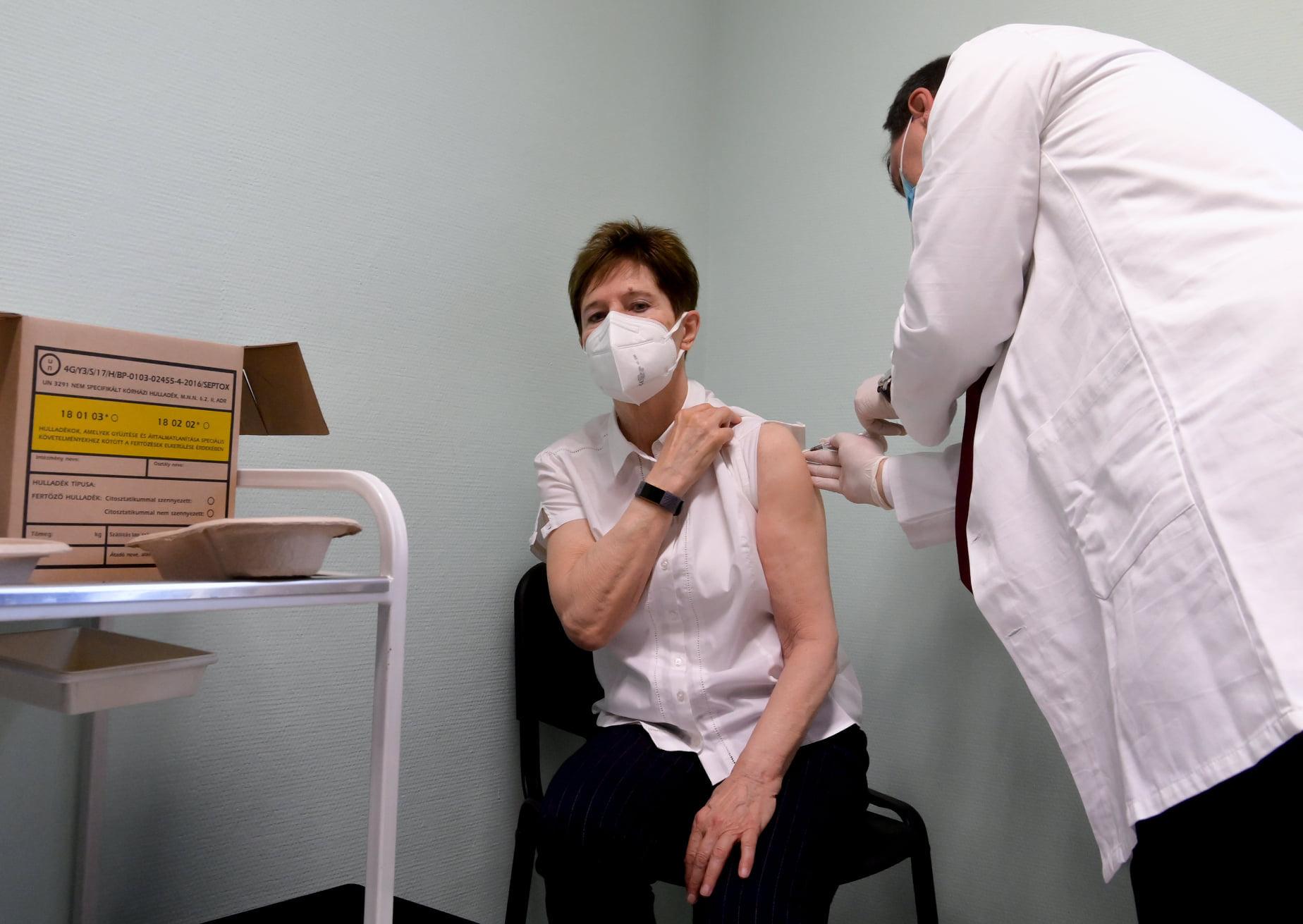 Timiș: Doar 10 persoane s-au vaccinat la în cabinetele medicilor de familie, din ziua lansării proiectului