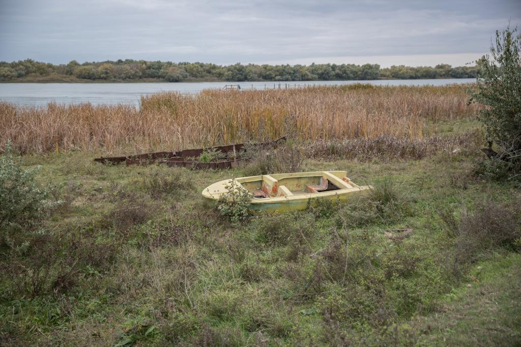 barca stuf delta dunarii Nathalie Bertrams Danube Delta 01