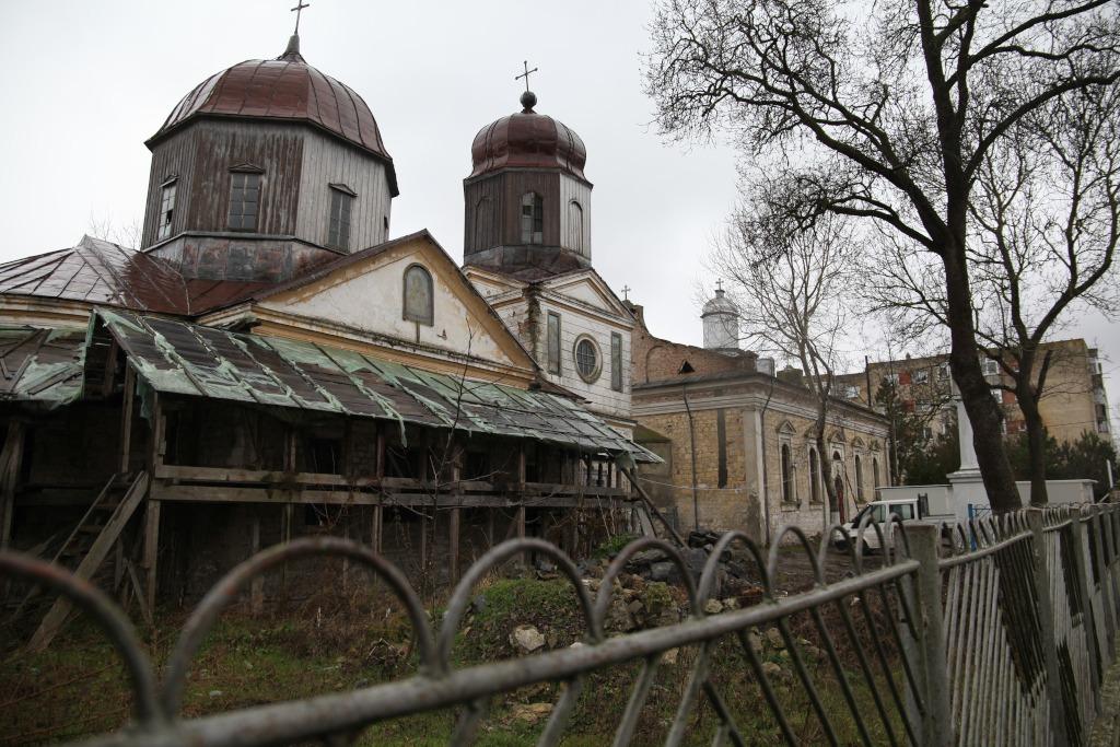 biserica sf. nicolae sulina