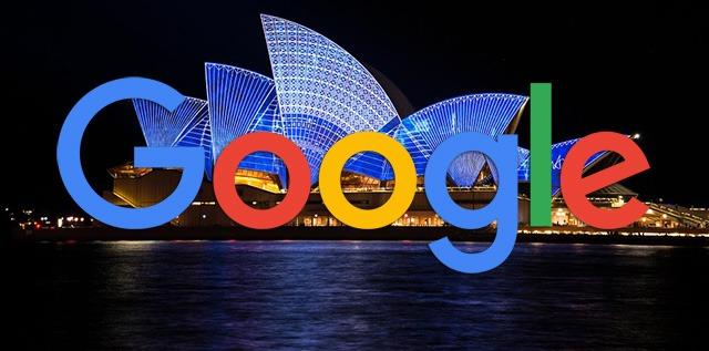 google sidney australia