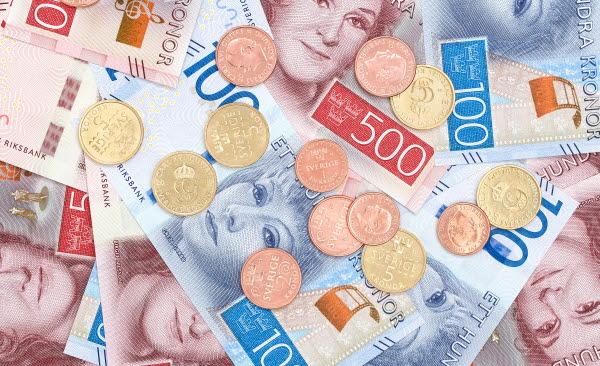 moneda comercială în suedia)