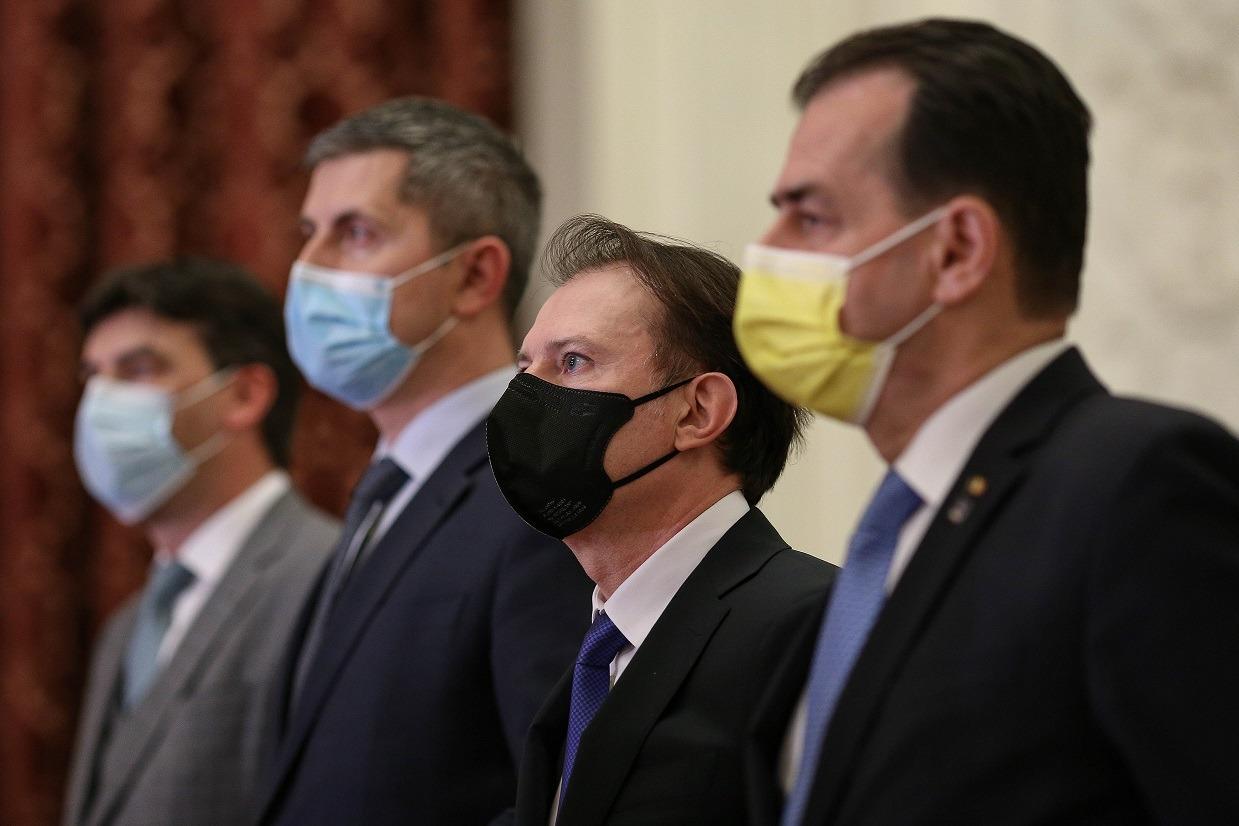 Orban, întrebat dacă renunţarea la Florin Cîţu nu ar fi o concesie făcută USR PLUS: Ce este mai important? Să asigurăm României un Guvern cu o majoritate coerentă sau să fim orgolioşi? Cîţu mai poate fi premier doar cu sprijinul PSD