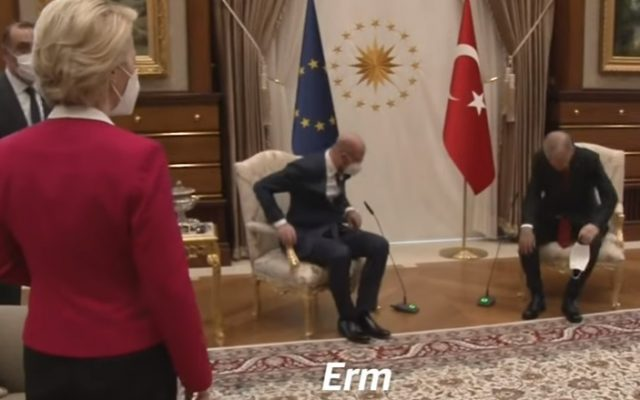 Intalnire unica turca)