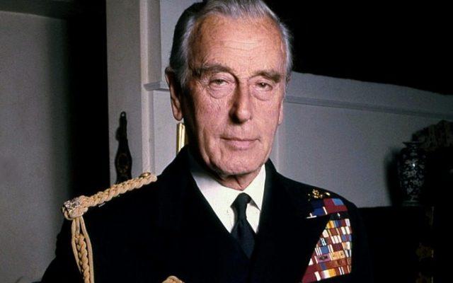 Lordul Mountbatten
