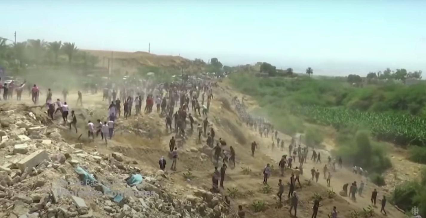 VIDEO Egiptul deschide granița cu Gaza și trimite ambulanțe în sprijinul palestinienilor / Mii de manifestanți au ieșit în stradă și în Australia, solidari cu Palestina / Malaezia și Indonezia solicită intervenția ONU