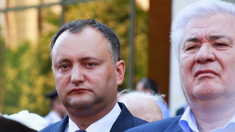 Comuniștii lui Voronin fac alianță cu socialiștii lui Dodon la alegerile anticipate din Republica Moldova, organizate în 11 iulie