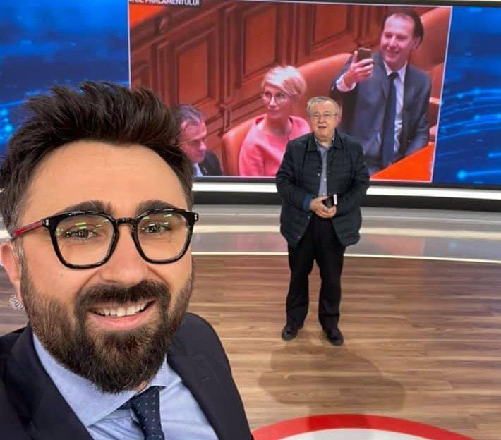 Ionuț Cristache dă în judecată TVR și vrea mutarea emisiunii înapoi în prime-time