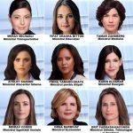 Nouă femei ministru în cabinetul israelian