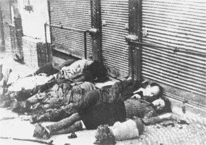 Cadavre pe strada Vasile Conta, Iași