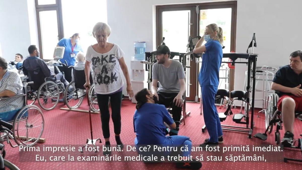 (P) Recuperarea medicală: singuri, uitându-ne pe internet sau cu specialiști, în spital?