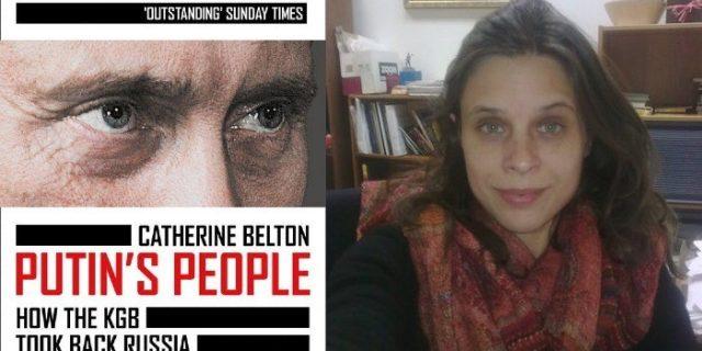 Catherine Belton carte