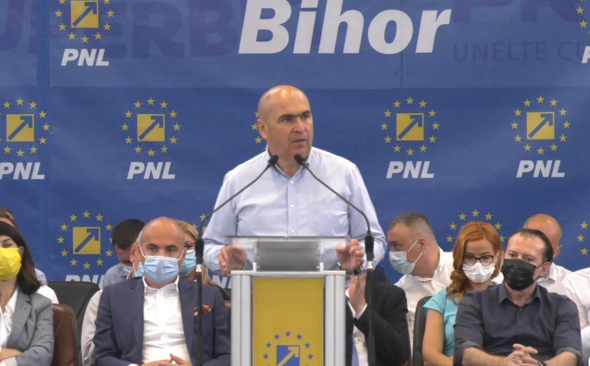 SURSE Ilie Bolojan și Dan Motreanu decid după 10 august dacă îl susțin pe Florin Cîțu sau pe Ludovic Orban la șefia PNL