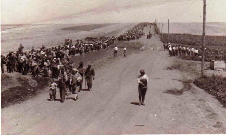 Deportarea romilor în Transnistria
