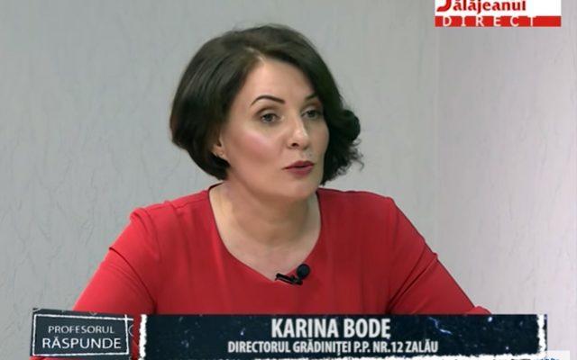 Karina Bode / Foto: Captura Salajeanul TV