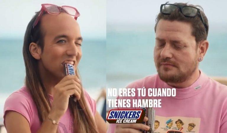 Reclama Snickers