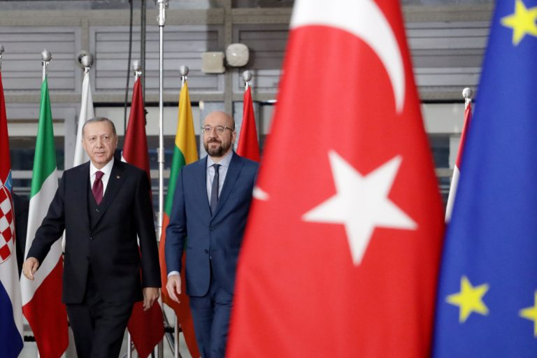 erdogan charles michel