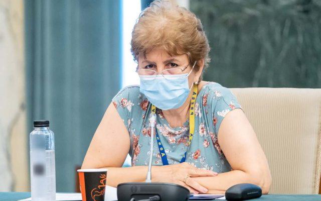 Adriana Pistol, INSP / Foto: gov.ro