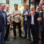 jair bolsonaro, pizza, new york